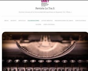Mara Revista letras32